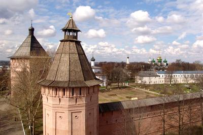 Идеальные выходные – поездка в Суздаль!